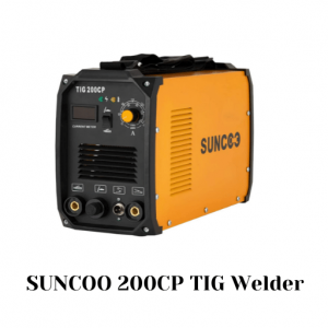 SUNCOO 200CP TIG Welder-best-inexpensive-tig-welder