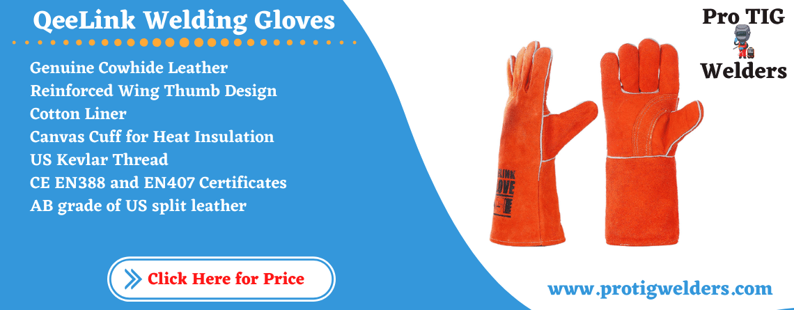 QeeLink Welding Gloves
