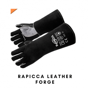 RAPICCA Leather Forge-welding-glove