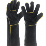 OLSON DEEPAK Welding Gloves HEAT RESISTANT