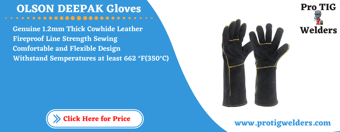Welding Gloves HEAT RESISTANT